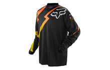 Fox HC Proverb Jersey Men black/orange
